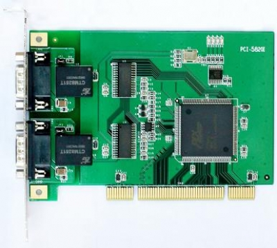 2 Channel CAN PCI Card