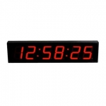 NTP Digital Clock(NTP Time Display)