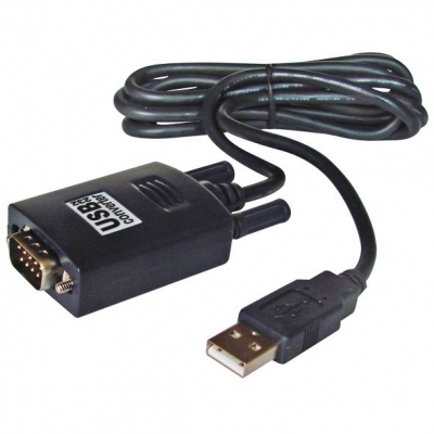Industrial USB to RS232 Converter