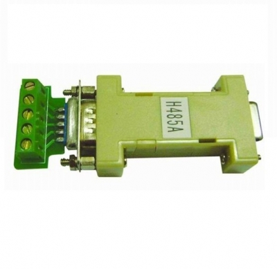 Passive Isolated RS232 to RS485 Converter