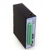 Modbus TCP I/O Module(12 bit 16-ch Single End Analogue Input+8xDifferential Analogue Input)