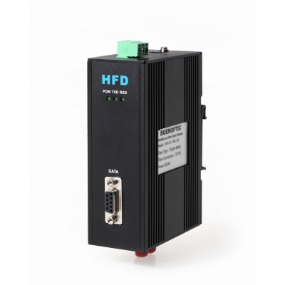 Modbus RS-232 Fiber Optic Converter