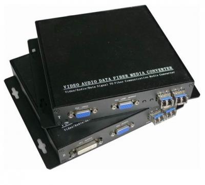 Vga Optical Fiber Converter
