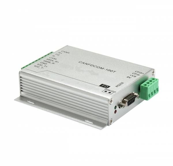 RS232/485/422 to CAN FD Converter