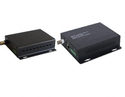 One Channel Video Fiber Optic Converter