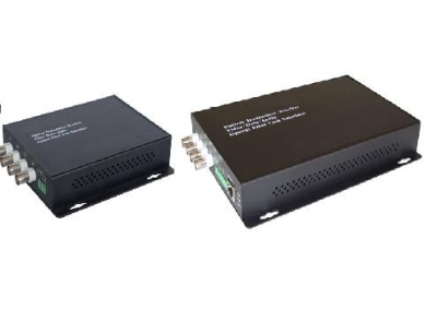 2 Channel Video Fiber Optic Transmitter
