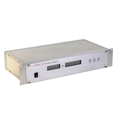 GPS NTP/SNTP Time Server(Silver 2U Chassis)