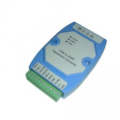 CAN to RS-232/485 MB Converter(Supports SAE J1939 & Modbus RTU)